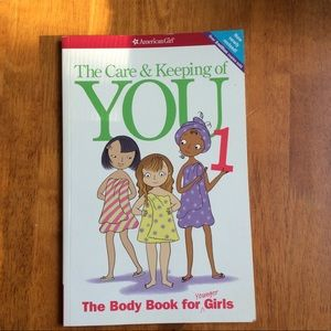 The Care & Keeping of You. Book.